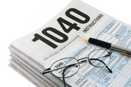 U.S. Tax Return Form 1040 Preparation - 3 Plans Availableのイメージ