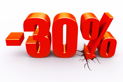 Special Campaign now!  Up to 30% DISCOUNT!!のイメージ